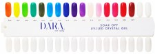 Color Chart - Crystal Gel - 16 Colors