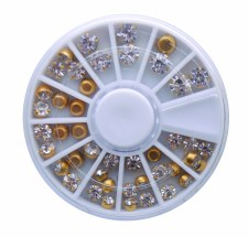 Diamond In Wheel-Flat Back