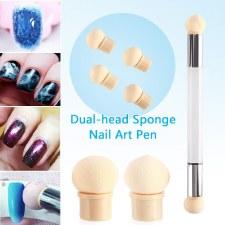 Crystal Dual Head Sponge Pen