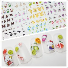 Large Sticker Sheet E012-022