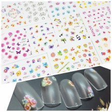 Large Sticker Sheet E303-313