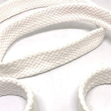 "Flat Cord (CHF-A)-White-1/4""-144 yds"