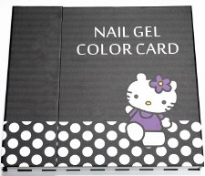 Gel Color Card-Hellokitty-120