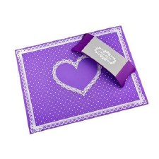 Silicone Hand Pillow Set-Purple
