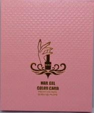 Inlaid Gel Color Card-Pink-216