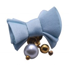 Magnetic Bow-baby Blue