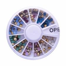 Diamond Stone Wheel-6 Mix Color