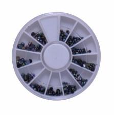 Pearl In Wheel-ab Black Mix