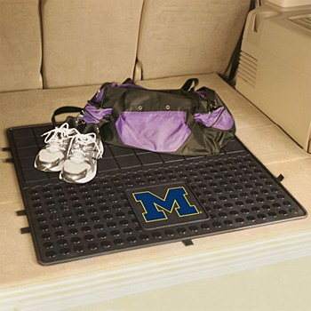 University of Michigan Car Mat - Vinyl Cargo Mat 31'' x 31''