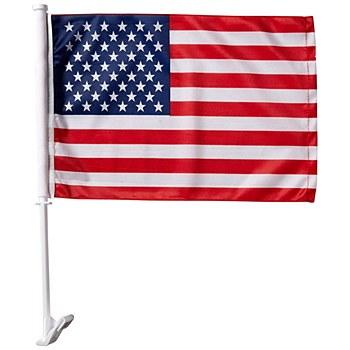 United States Car Flag 11''x18''