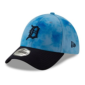 Detroit Tigers New Era 2019 Father's Day 39THIRTY Flex Hat - Blue/Navy
