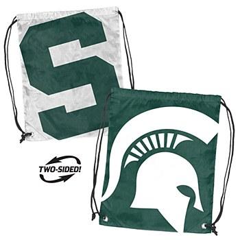 Michigan State University Backback - Spartan Double Header String Pack