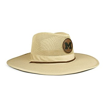 University of Michigan Hat - The Safari Hat