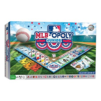 MLB Opoly Junior Board Game