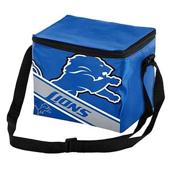 Detroit Lions 6-Pack Cooler/Lunch Box
