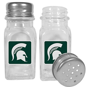 Michigan State University  Graphics Salt and Pepper Shaker