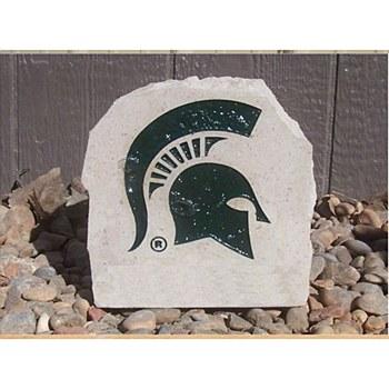 Michigan State University 7in Spartans Desk Stone
