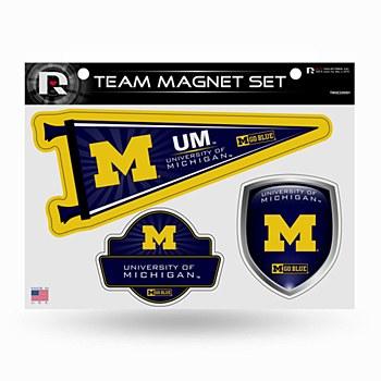 University of Michigan Magnet Team Set