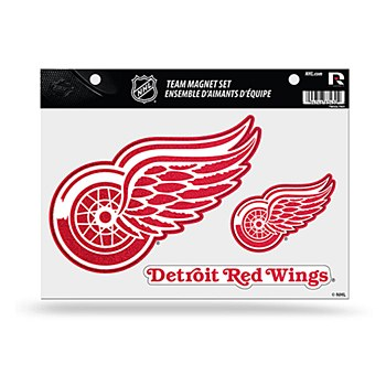 Detroit Red Wings Magnet - Bling