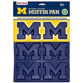 University of Michigan Muffin Pan