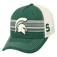 Michigan State University Hat - SUNR Three-Tone ONE-FIT
