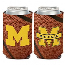 University of Michigan Basketball Can Cooler