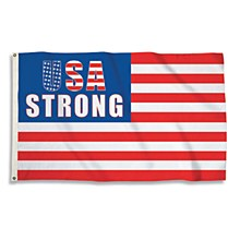 USA Strong Flag 3' x 5'