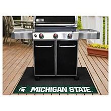 Michigan State University BBQ Grill Mat 26'' x 42''