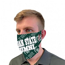 MIchigan State University Alumni Mask Face Cover