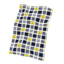 University of Michigan Classic XL Blanket