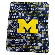 University of Michigan Blanket - Classic Fleece