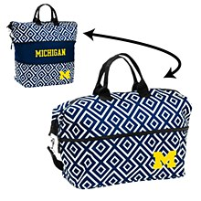 University of Michigan Wolverine Expandable Tote