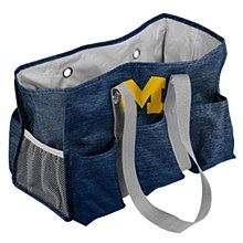 University of Michigan Junior Caddy Crosshatch