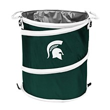 Michigan State University Cooler Spartan Collapsible 3-in-1