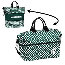 Michigan State University Bag -Spartan Expandable Tote