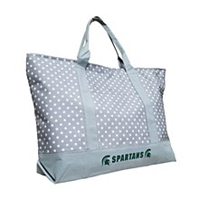 Michigan State University Bag - Dot Tote