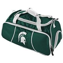 Michigan State University Bag - Spartan Athletic Duffel