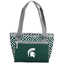 Michigan State University Cooler Spartan 16 Can Tote