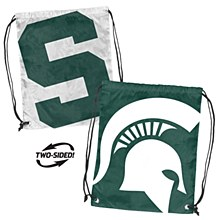 Michigan State University Backback - Spartan Double Header String Pack