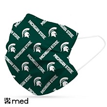 Michigan State University Disposable Mask 6 Pack