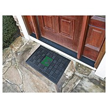 Eastern Michigan University Mat - Vinyl Door Mat 19.5'' x 31.25''