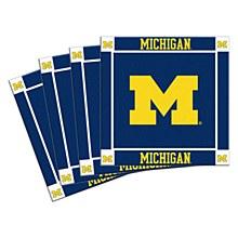 Michigan Wolverines 4-Pack Ceramic Coasters