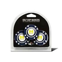 University of Michigan Golf Chip Ball Markers