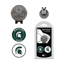 Michigan State University Golf Cap Clip
