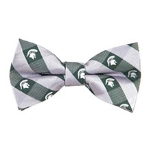 Michigan State University Tie - Bow Tie Check