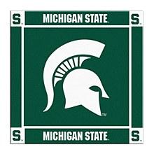 Michigan State Ceramic Coaster