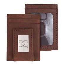University of Michigan Wallet Front Pocket
