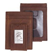 Michigan State University Wallet Front Pocket