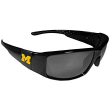University of Michigan Wrap Sunglasses