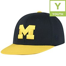 University of Michigan Maverick Youth Hat